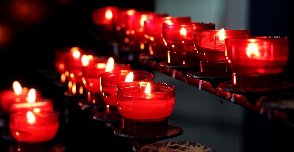 Svíčky mají svůj půvab