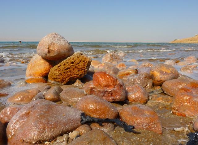 Sůl zMrtvého moře