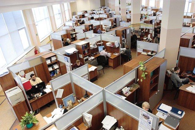 Otevřená kancelář