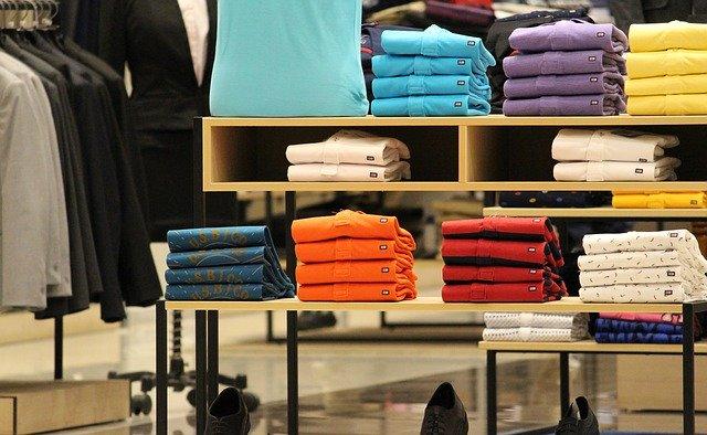 propagační oblečení v barvách