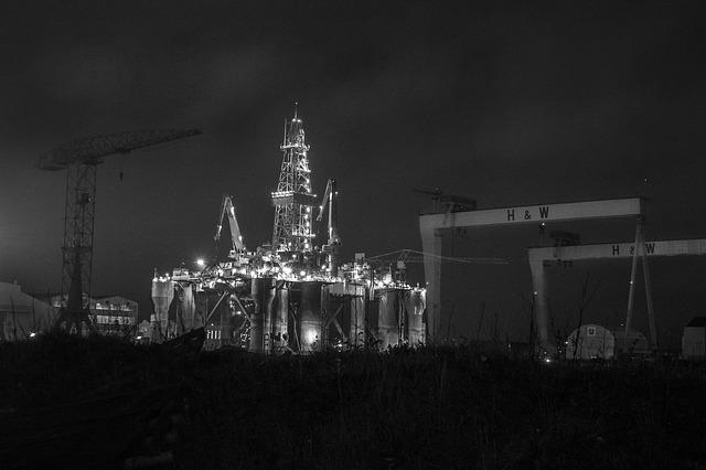 loděnice v Belfastu