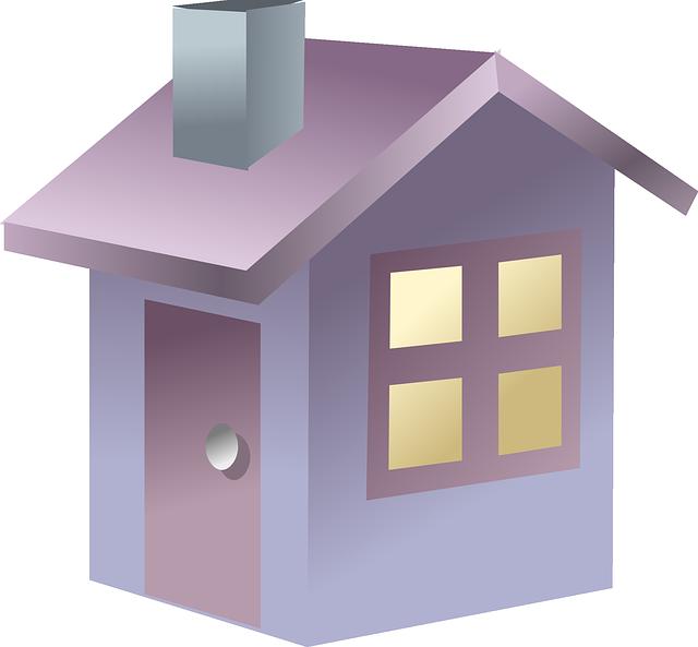 ilustrace vlastního domu