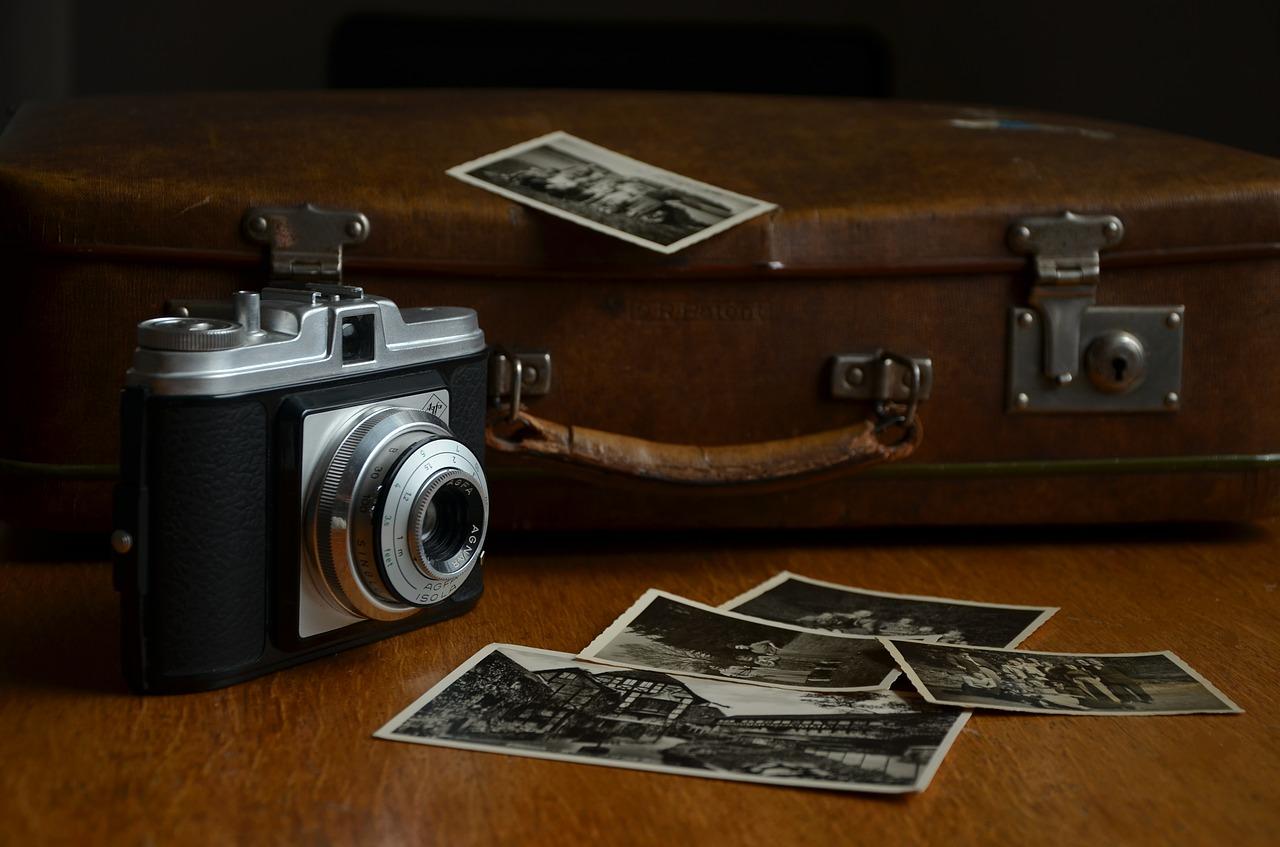 kufr vzpomínek