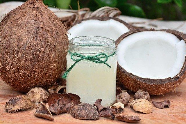 výrobky z kokosu